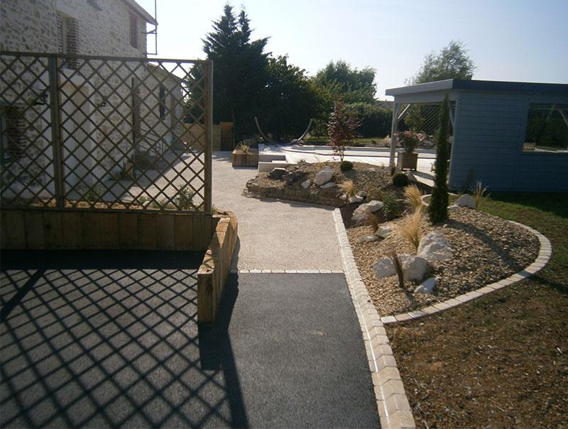olivier chagnoleau am nagement et conception de jardin chantonnay entretien espaces verts. Black Bedroom Furniture Sets. Home Design Ideas